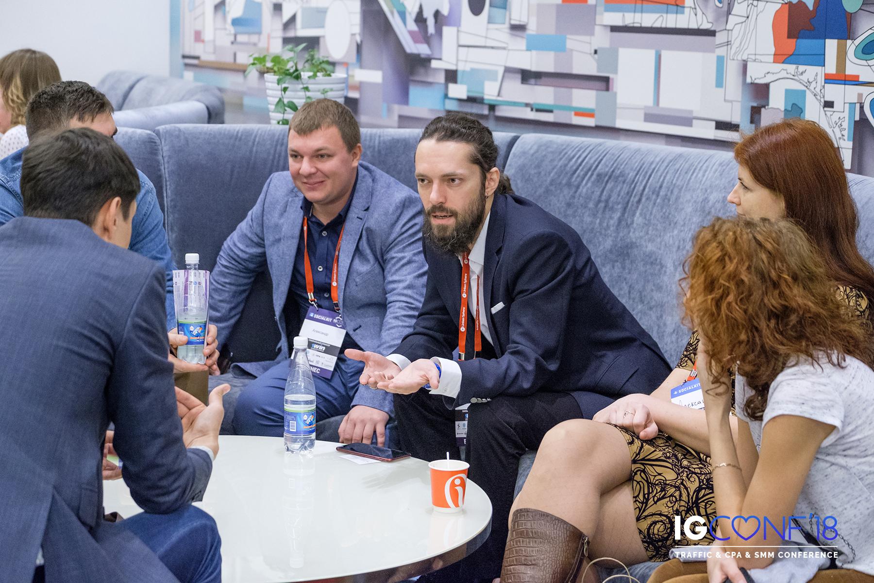 SMM конференция IGCONF 2022